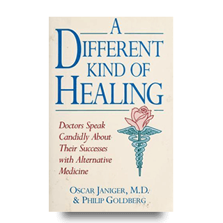 a different kind of healing