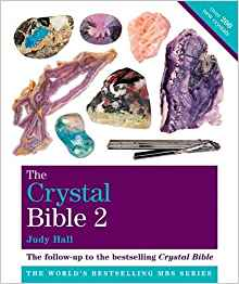 Crystal Bible 2 Author by Judy Hall