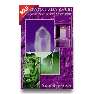 crystal ally cards by Naisha Ahsian