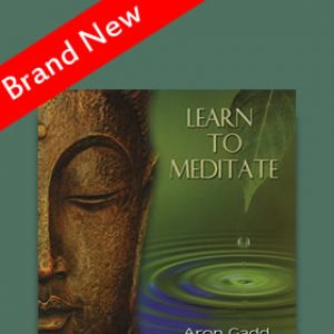 Learn To Meditate CD