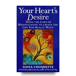 Your Hearts Desire 1 by Author Sonia Choquette