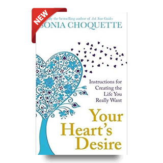 Your Hearts Desire by Author Sonia Choquette