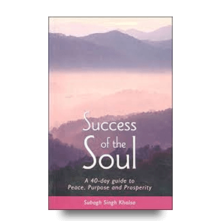 Success of the Soul - Subagh Singh Khalsa